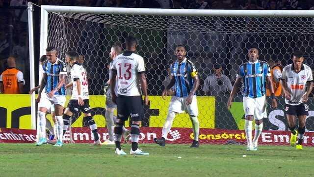 Melhores momentos de Vasco 1x3 Grêmio pela 29ª rodada do Campeonato Brasileiro