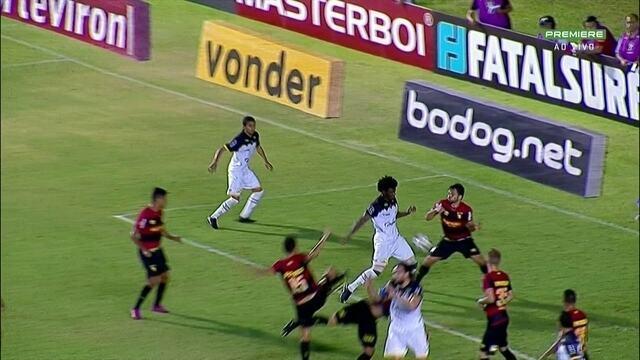 Central do apito: Sálvio Spinola diz que gol de Sandro foi mal anulado