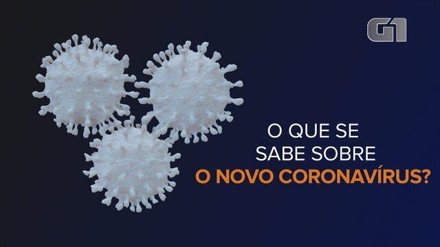 coronavirus oq ue é
