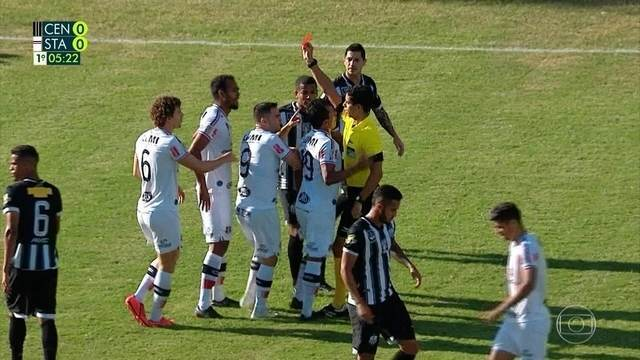Melhores momentos de Central 0 x 0 Santa Cruz, pela 4ª rodada do Pernambucano