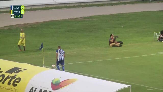 Confira os melhores momentos de CSA 4 x 0 Coruripe, pelo Campeonato Alagoano