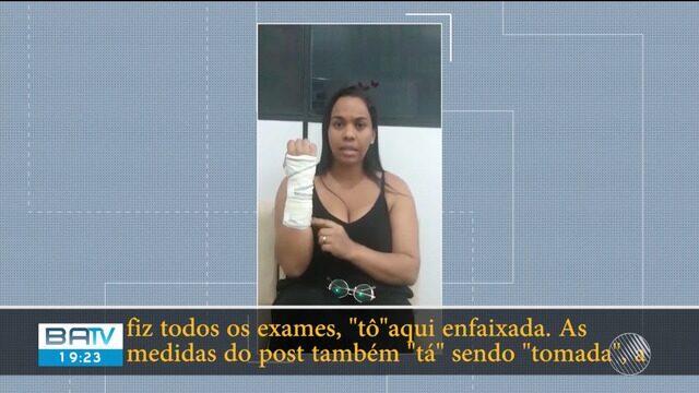 Resultado de imagem para Jornalista denuncia radialista por agressão no sul da Bahia