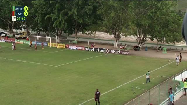 Confira os gols de Murici 2 x 2 CSE, pela sexta rodada do Campeonato Alagoano