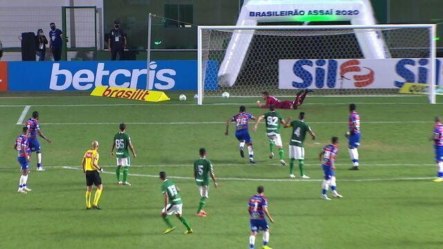 Melhores momentos de Goiás 1 x 3 Fortaleza pela 4ª rodada do Brasileirão