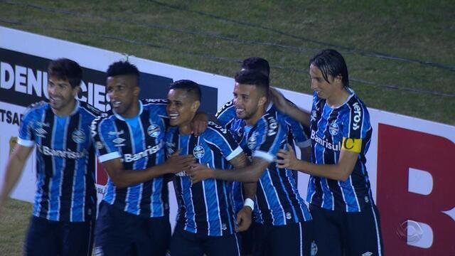 Confira os melhores momentos do jogo entre Caxias 0x2 Grêmio