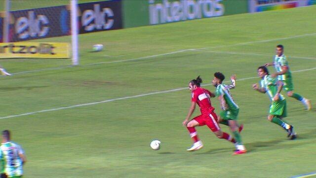 Melhores momentos de CRB 1 X 0 Juventude, pela 4ª rodada do Campeonato Brasileiro