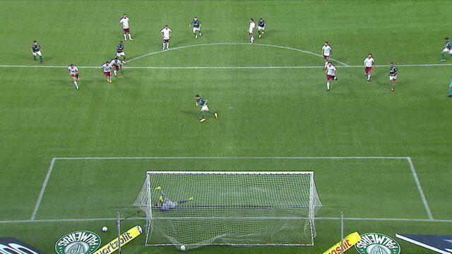 Melhores momentos: Palmeiras 2 x 0 Fluminense pela 21ª do Brasileirão 2020
