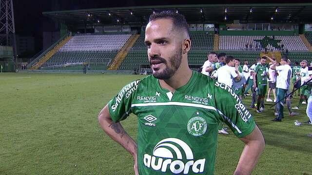 Anselmo Ramon fala sobre o título da Chapecoense, no Brasileirão Série B