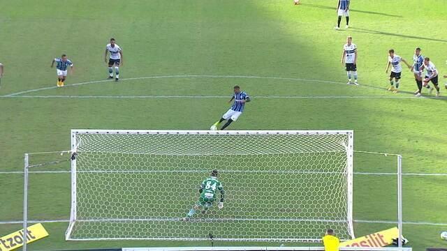 Melhores momentos de Coritiba 1x1 Grêmio, pela 33ª rodada do Brasileirão