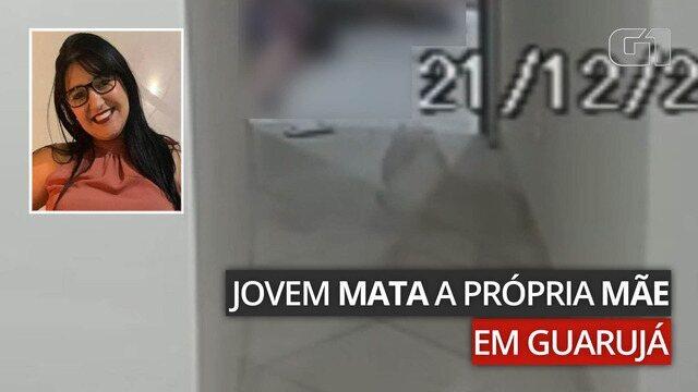 Jovem que matou a mãe e fingiu luto vivia vida de luxo e queria herança, diz  MP   Santos e Região   G1