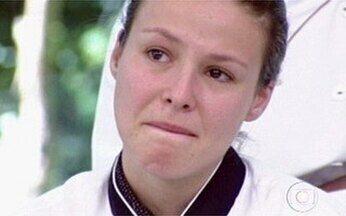 Mais um candidato a Super Chef saiu do programa Mais Você - Mariana foi eliminada com 53% dos votos