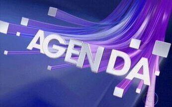 Agenda: Programe-se com o Vídeo Show! - Não faltam dicas culturais na nossa agenda.