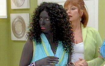 Vale a Pena Rir de Novo com Lady Kate como Beyoncé - Confira a performance da personagem no Zorra Total.