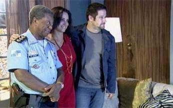 Os bastidores das gravações da segunda temporada de Força Tarefa - Hermila Guedes e Murilo Benício falam da volta do seriado.
