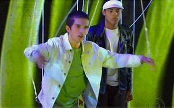 Lata Velha – O N'Sync de Guarulhos - Assista à prova do palco em que os donos do Chevette Marrom tiveram que dançar Bye Bye Bye e Its Gonna Be Me, hits do NSync!