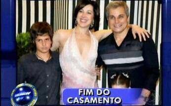 Vídeo Show News: a separação de Claudia Raia e Edson Celulari - Quadro traz notícias sobre os famosos