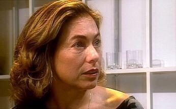 Cissa Guimarães fala do enorme carinho que tem recebido - Duas semanas depois da morte trágica de seu filho, que tinha 18 anos, Cissa voltou ao trabalho. A atriz falou que não sabia o quanto Rafael era amado.