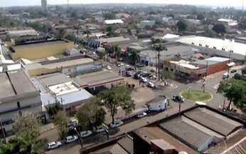 JN no Ar chega a Ponta Porã (MS), na fronteira com o Paraguai - É difícil enxergar onde termina Ponta Porã e onde começa Pedro Juan Caballero. Brasil e Paraguai se confundem no mapa e nas ruas da cidade de fronteira. Há disputa entre o comércio dos dois lados.