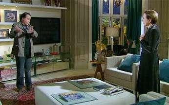 Passione - capítulo de terça feira, dia 31/08, na íntegra - Totó conta a Bete seu plano para se vingar de Fred