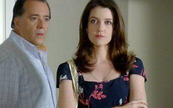 Passione - capítulo de terça feira, dia 19/10/2010, na íntegra - Felícia visita Totó e se surpreende ao encontrar Clara
