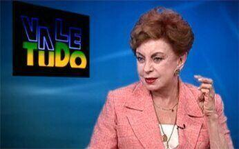 Memória Globo: Beatriz Segall relembra a vilã Odete Roitman - Atriz recorda papel que interpretou brilhantemente em 'Vale Tudo'.