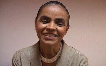 Marina Silva tem tudo a ver com o Esquenta! - Em clima descontraído, Regina Casé conversa com a ex-candidata à presidência da República
