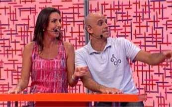 Vídeo Game: confira a segunda rodada da disputa - Angélica recebe a turma de apresentadores do esporte da Globo