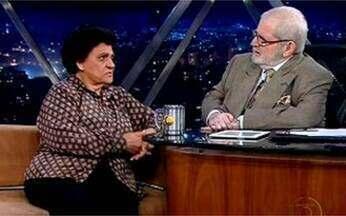 Angela Levy é a pioneira da tradução simultânea no Brasil - Aos 82 anos, a professora fala sobre as primeiras interpretações em Nuremberg, com fones gigantes.