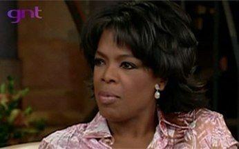 Confira os melhores momentos no programa da apresentadora Oprah - Confira os melhores momentos no programa da apresentadora Oprah