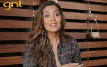 Juliana Paes está no destaque da programação da TV a cabo de hoje - Atriz participa do programa 'Mãe e Companhia', do GNT