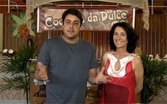 Bruno De Luca convoca Cassia Kiss para fazer as cocadas de Dulce - O doce da personagem de Morde e Assopra é de dar água na boca
