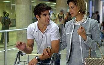 Fina Estampa - Capítulo de terça-feira, 06/09/2011, na íntegra - Mirna consegue se livrar de convite de Tereza Cristina