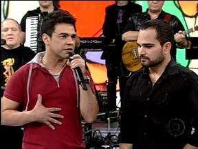Zezé Di Camargo e Luciano falam do futuro da dupla - Irmãos comentam polêmica e garantem que continuam a carreira musical juntos