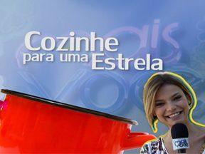 Milena Toscano quer experimentar o seu rocambole de nozes com chocolate - Mais Você - Cozinhe para uma Estrela com Milena Toscano