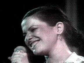 Elis Regina se apresenta com Hermeto Pascoal em Montreux - A cantora brasileira cantou ao lado de Hermeto Pascoal em Montreux, na França, onde se realiza o mais importante e prestigiado festival de jazz da Europa.