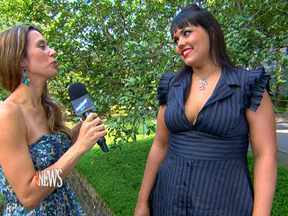 Vídeo Show News: Entrevista com a ex-BBB Analice e com o ator Marcos Veras - Dani Monteiro conta como é a vida das celebridades