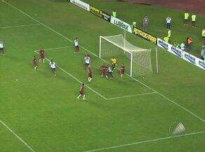 Bahia vence mais uma e sobe na classicação do Campeonato Baiano - O tricolor baiano leva susto em casa, mas fatura a terceira seguida.