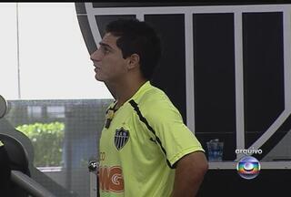 Atlético-MG vai defender um tabu contra o Guarani-MG - Há quase quatro anos o Galo não perde para um time do interior no Campeonato Mineiro. Neste domingo, contra o Guarani-MG, o atual líder do Mineiro quer manter esse tabu.