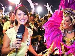 Vídeo Show News: Geovanna entrevista famosos no carnaval - Saiba tudo sobre o mundo das celebridades