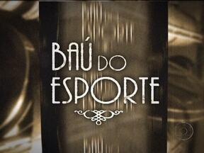 Baú do Esporte relembra Marinho, craque de Botafogo e Bangu - Jogador foi o último representante do time da zona oeste do Rio de Janeiro a vestir a camisa da seleção.