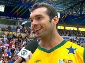 Murilo é eleito o MVP do Jogo das Estrelas da NBB - Show aconteceu hoje, em Franca.