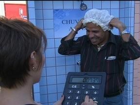 Quanto custa um banho? Mais Você investiga valor gasto pelo brasileiro - Você sabe qual chuveiro é o mais econômico? E tem idéia de quanto o seu banho custa no final do mês? Então confira