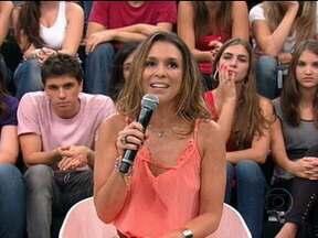 Sarah Oliveira conta as novidades do Viva Vozl - Apresentadora revela que o programa vai passar a ter 30 minutos