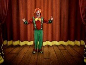 """No quadro """"Inteirado"""", veja uma homenagem ao Dia do Circo no Brasil - Fela e Naty entram no picadeiro e fazem uma divertida homenagem em comemoração aos artistas circenses"""