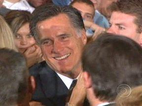 Mitt Romney recebe apoio de George Bush 'pai' - Mitt Romney lidera, até agora, as prévias do Partido Republicano. Rick Santorum, segundo colocado, disse que se for convidado para entrar na chapa como vice-presidente, aceitará.