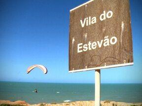 Joaquim Lopes visita a Vila do Estevão e conhece a Dança do Coco - Ritmo regional lembra aspectos da capoeira