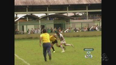 Árbitros sofrem agressões de jogadores no Amazonas - Agressões estão aumentando em jogos e preocupam.