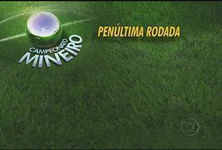 Veja o que está em jogo na penúltima rodada do Mineiro - Times brigam pela classificação e para não ser rebaixado