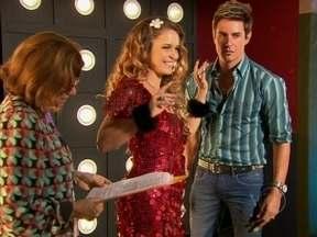 Making of do show de Chayene e Fabian na Associação das Domésticas - Cláudia Abreu e Ricardo Tozzi estão arrasando em Cheias de Charme