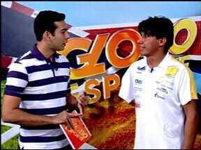 Roberto Carlos vence segunda etapa do Brasileiro de Paratriatlo - Triatleta faz circuito em uma hora e 17 minutos, dez a menos que 2º colocado
